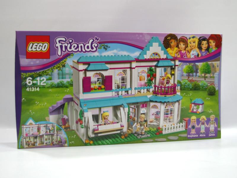 #41314 レゴ ステファニーのオシャレハウス