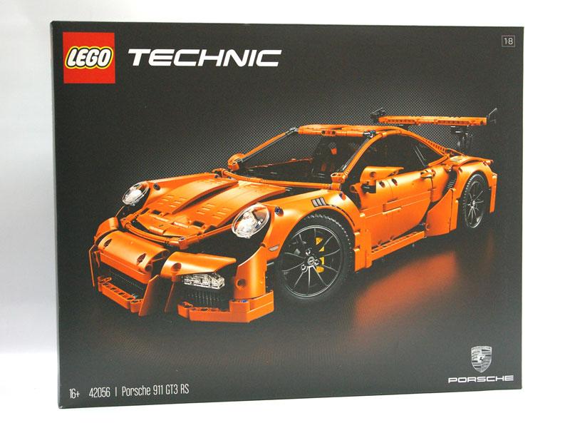 #42056 レゴ ポルシェ 911GT3 RS