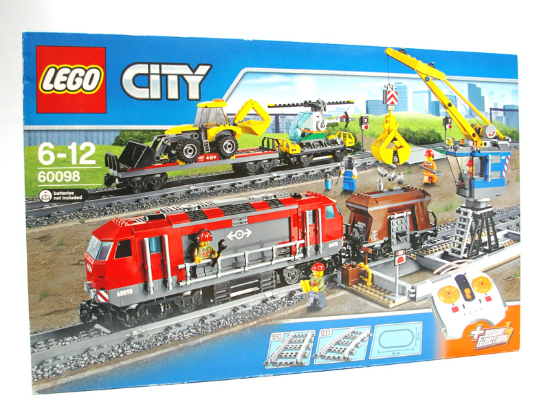 #60098 レゴ パワフル貨物列車