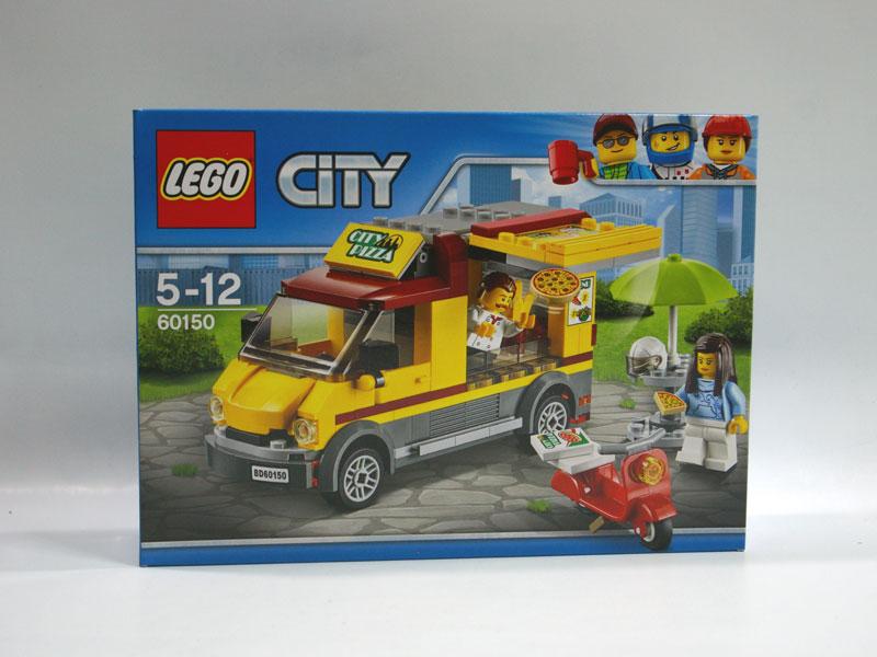#60150 レゴ  ピザショップトラック