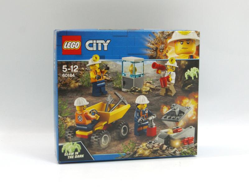 #60184 レゴ ゴールドハンターたち