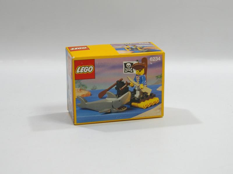 #6234 レゴ 裏切り者のいかだ