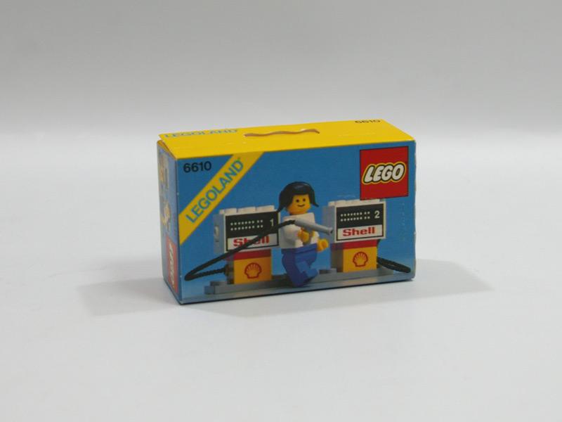 #6610 レゴ 給油機