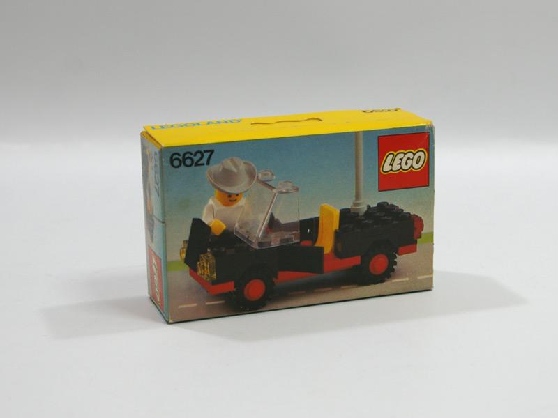 #6627 レゴ ロードスター