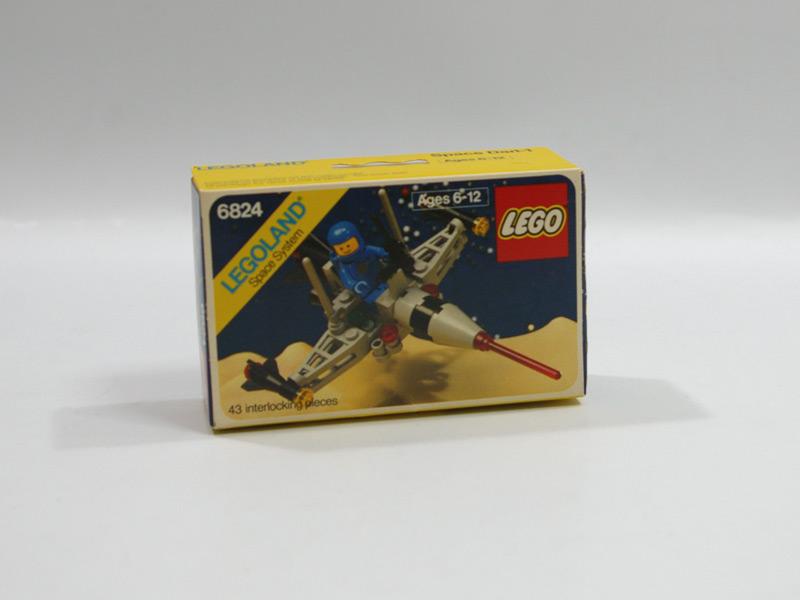 #6824 レゴ 宇宙クラフト