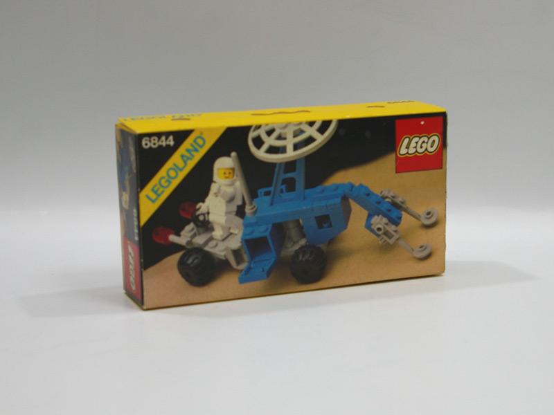 #6844 レゴ 地質調査車