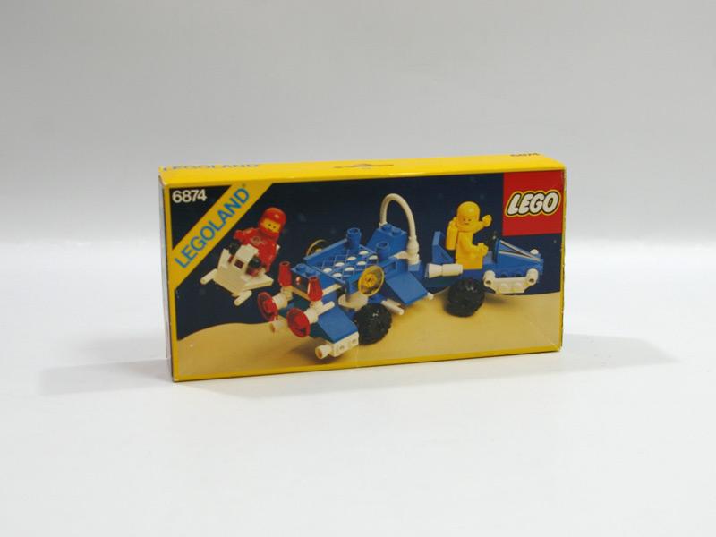 #6874 レゴ 月面移動車