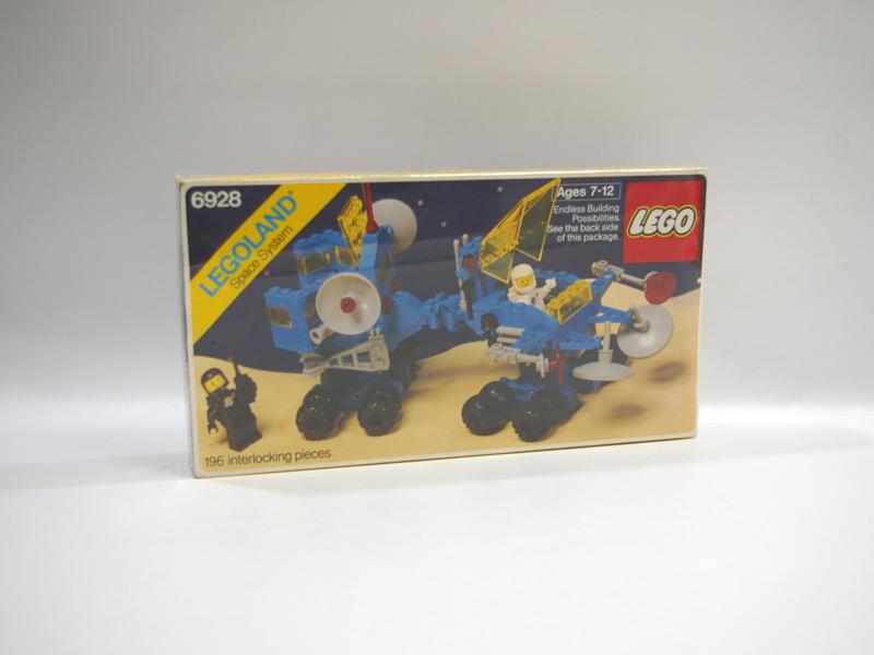 #6928 レゴ 地層研究車
