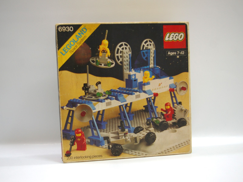 #6930 レゴ 宇宙受信基地