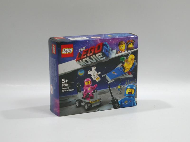 #70841 レゴ ベニーの宇宙スクワッド