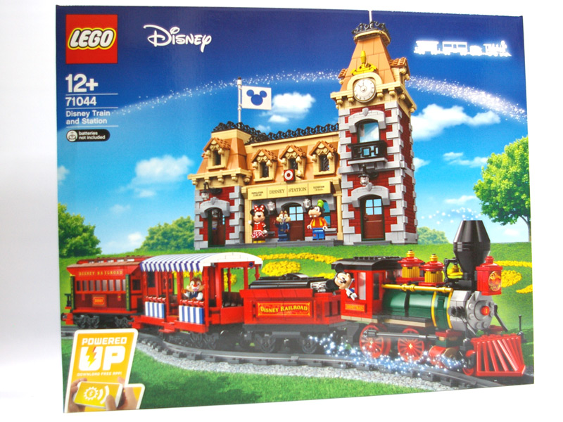 #71044 レゴ ディズニートレインと駅