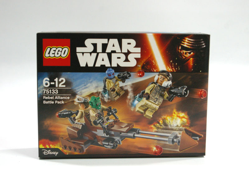 #75133 レゴ 反乱者バトルパック