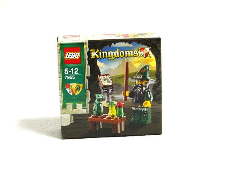 #7955 レゴ 魔法使い