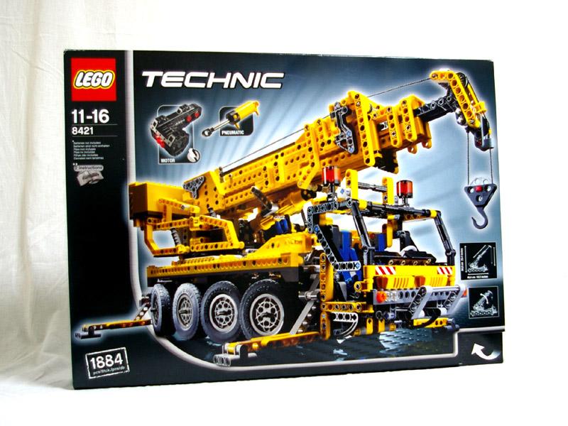 #8421 レゴ モバイルクレーン
