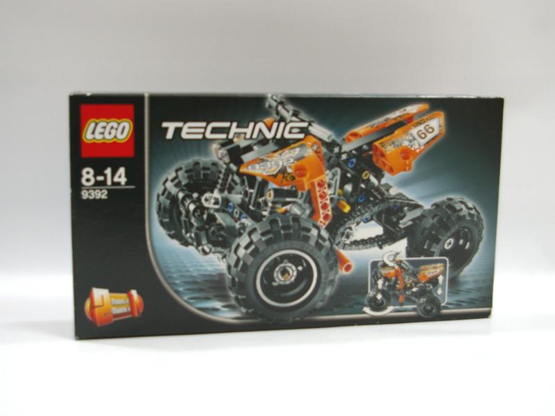 #9392 レゴ クアッド・バイク